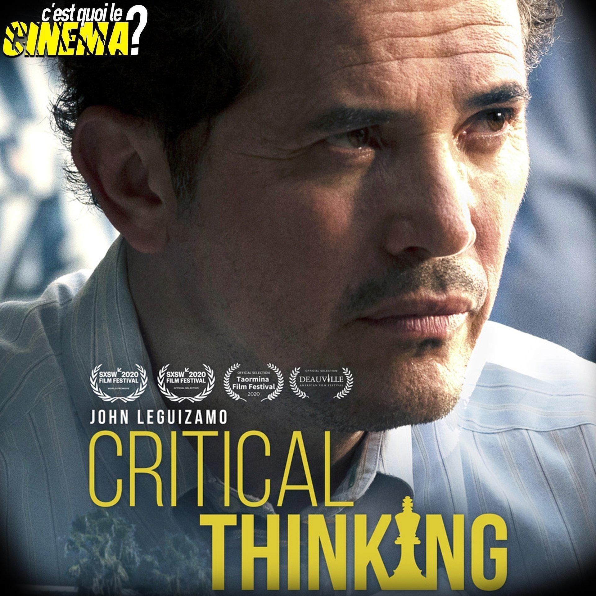 [CRITIQUE] Critical Thinking – Biopic jouissif pour le public