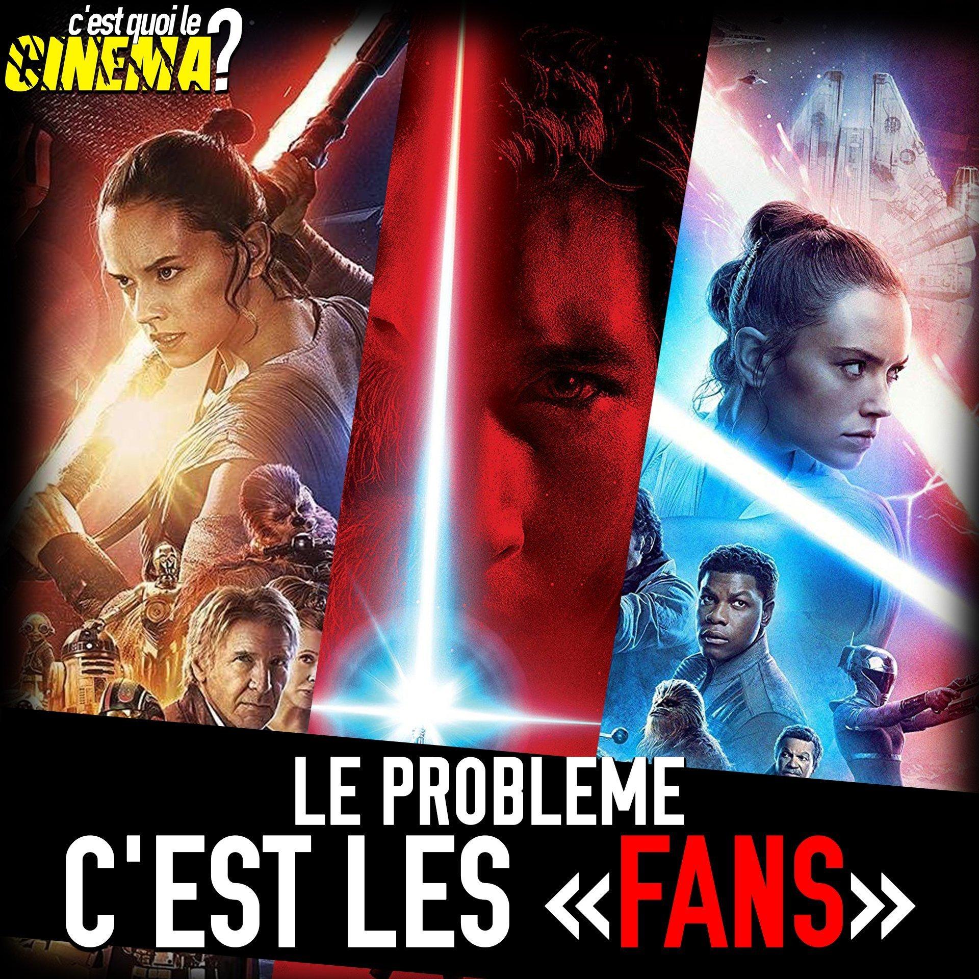 """[RÉFLEXION] Pourquoi la communauté de """"fans"""" a tué la dernière trilogie Star Wars."""