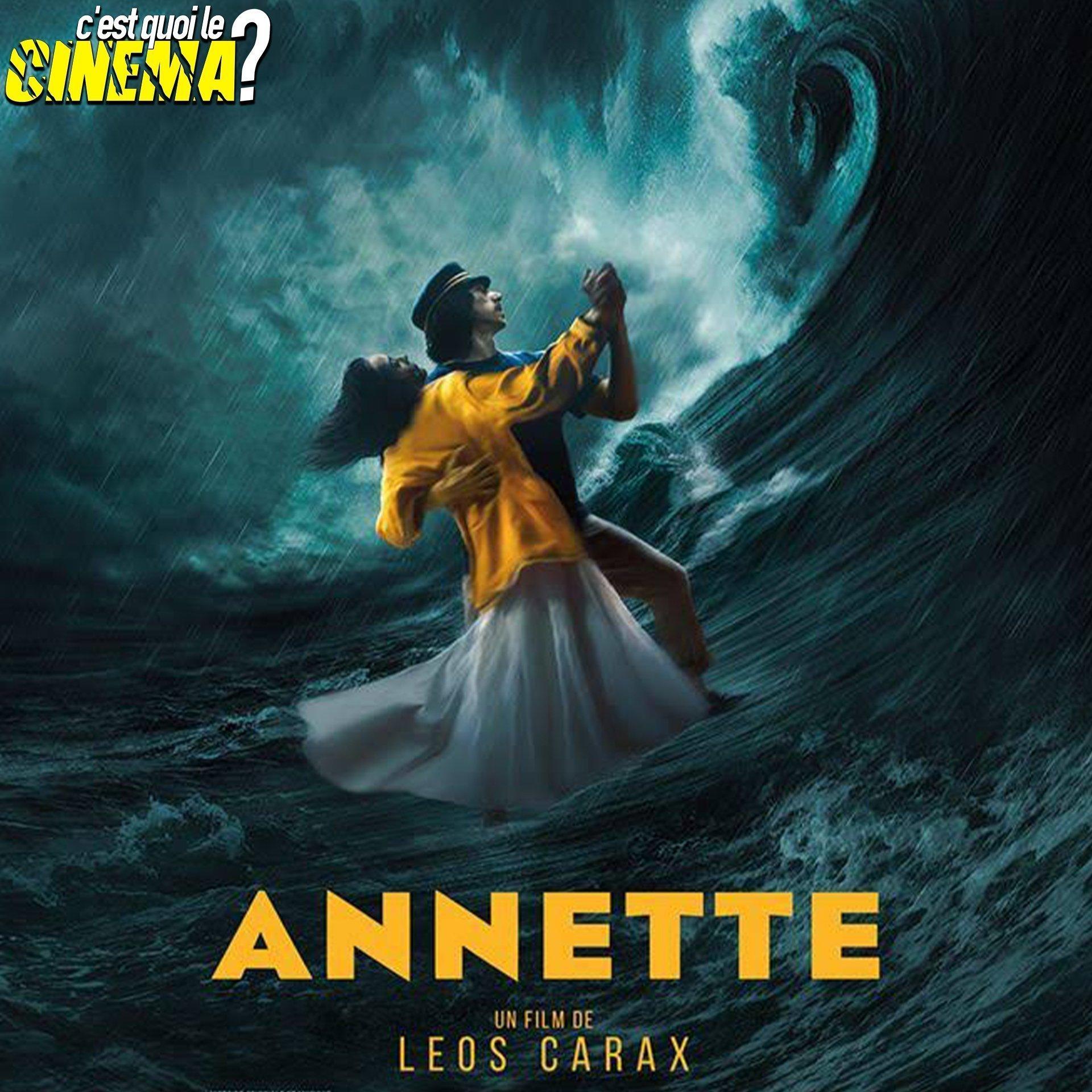 [CRITIQUE] Annette – Carax, l'opéra rock