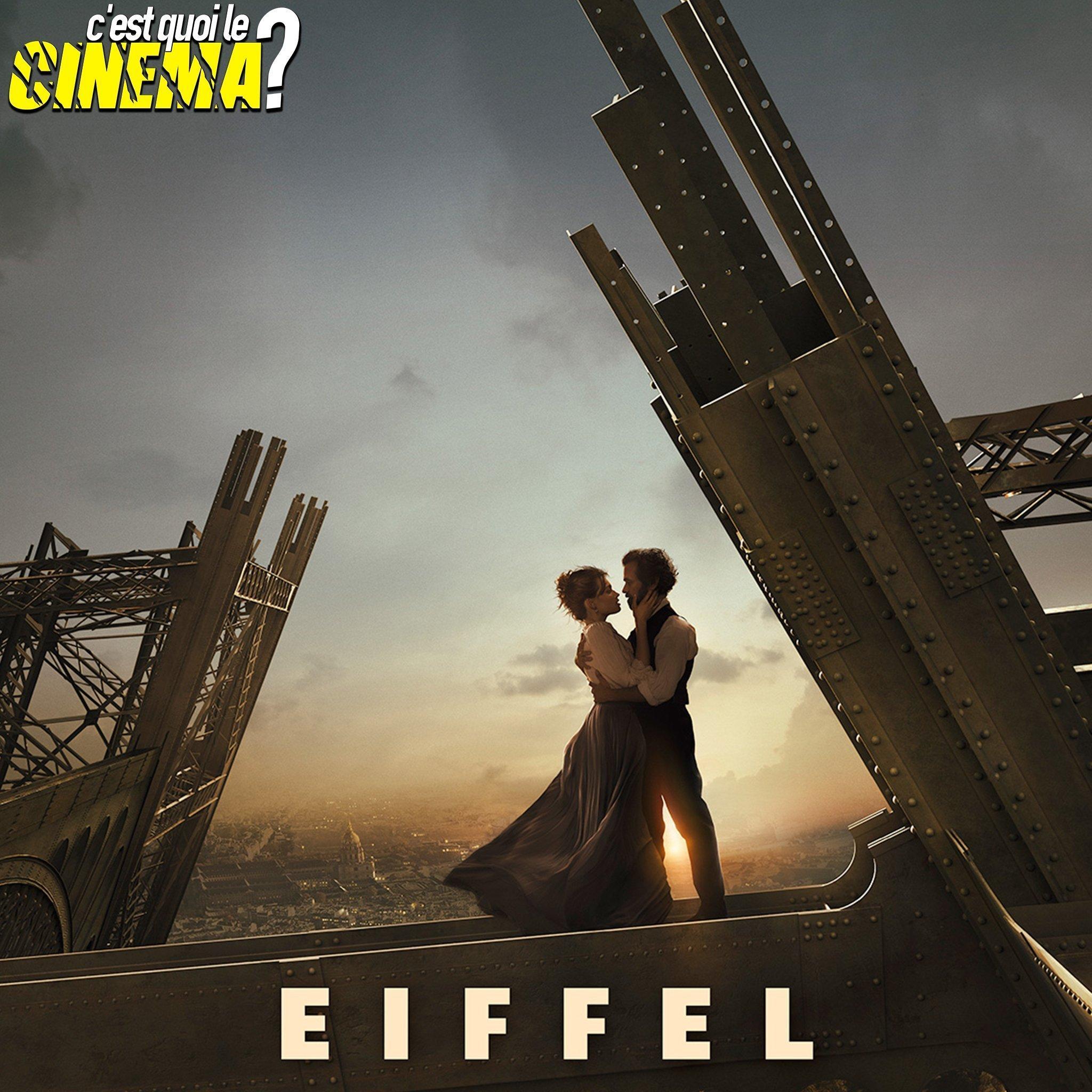 [CRITIQUE] Eiffel – La grosse tour de Romain Durcît