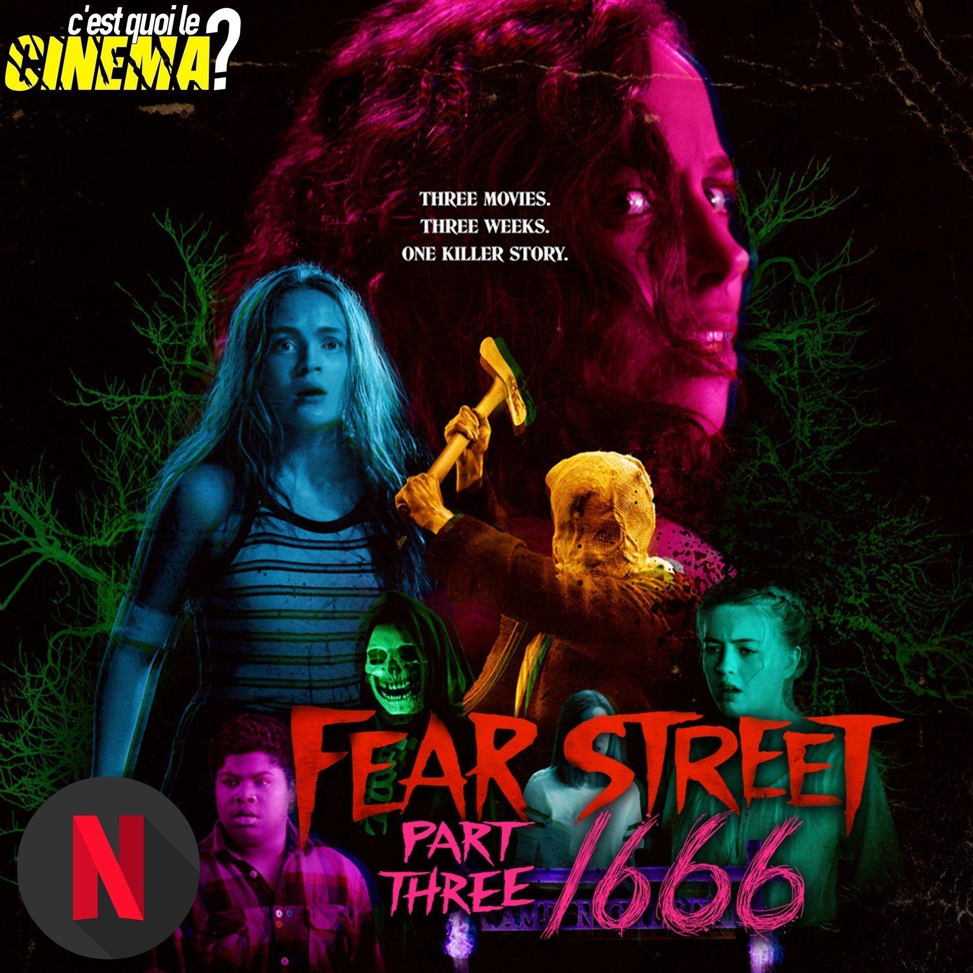[CRITIQUE] Fear Street – Partie 3 : 1666 – Leigh Janiak trouve son identité dans cette conclusion satisfaisante