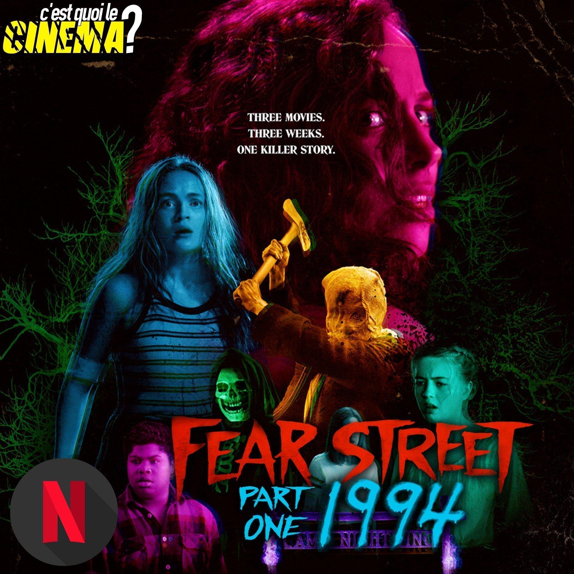 [CRITIQUE] Fear Street – Partie 1 : 1994 – Premier volet, première ouverture sur un univers richement vide et intriguant
