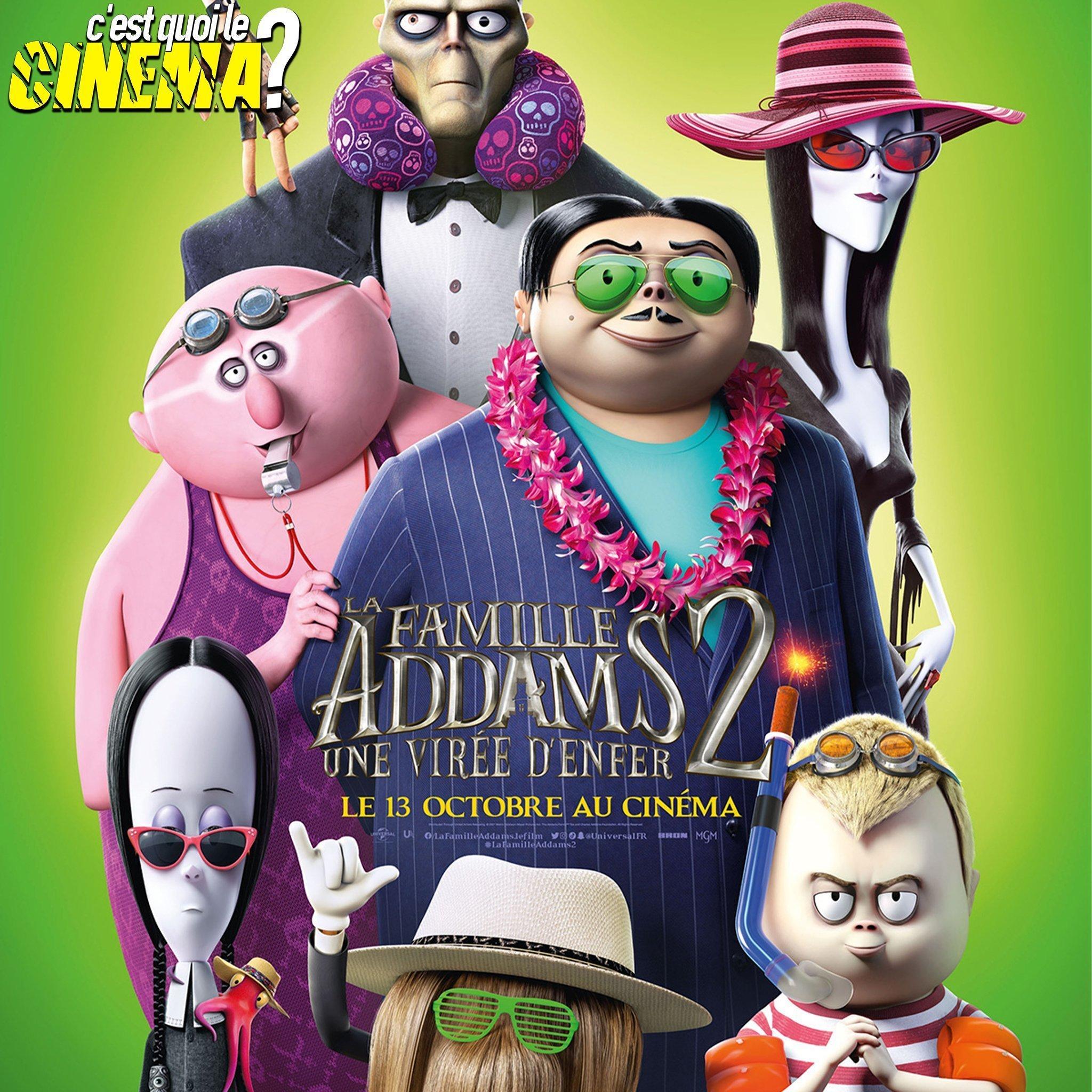 [CRITIQUE] La Famille Addams 2 : Une virée d'enfer – Fétide corvée