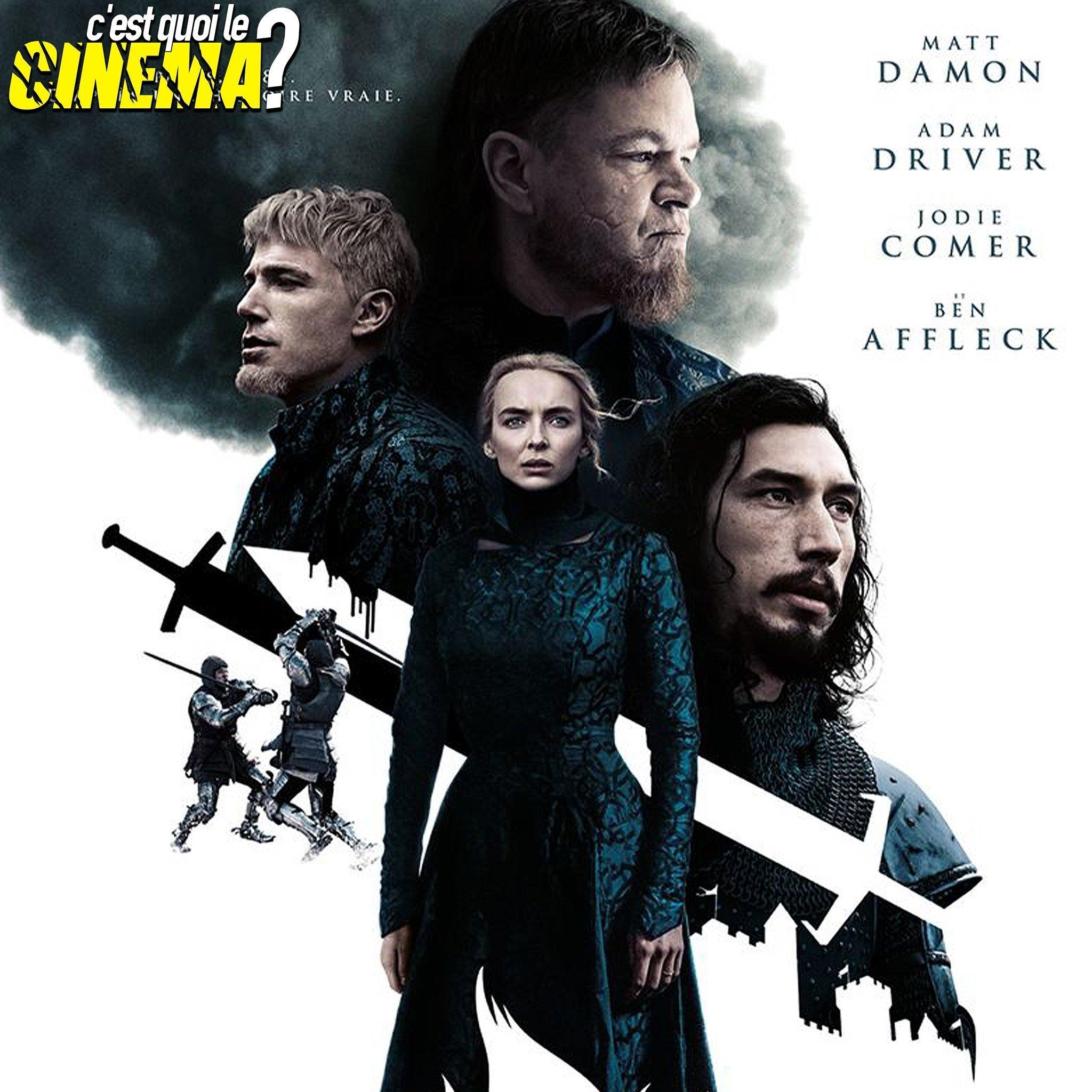 [CRITIQUE] Le Dernier Duel – Celui de Ridley Scott face aux illusions