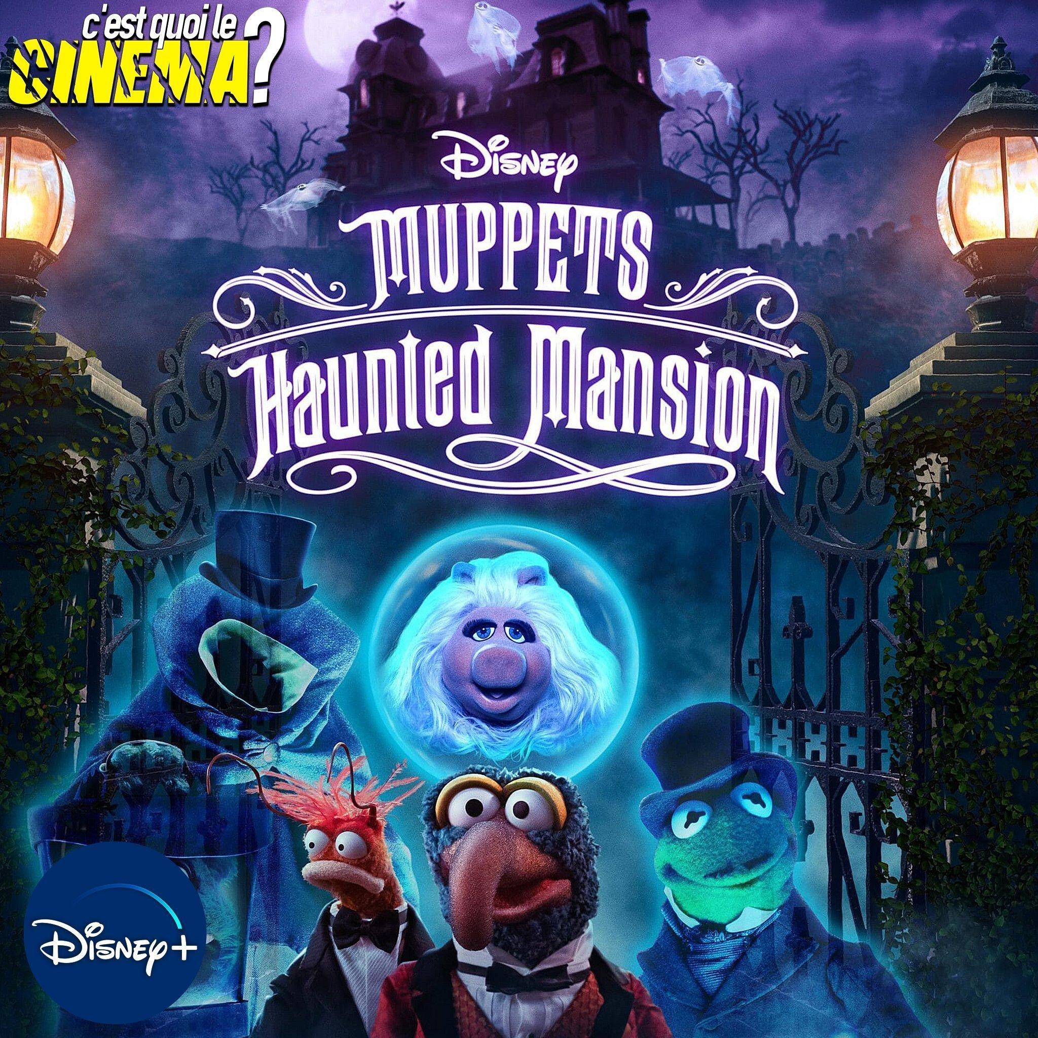 [CRITIQUE] Muppets Haunted Mansion – Avec de bons amis, on ne peut pas perdre